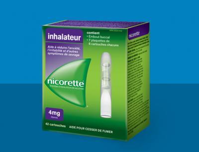 Inhalateur NICORETTE®