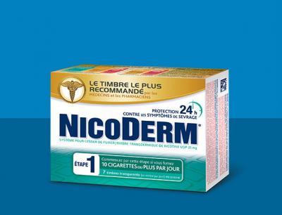 Timbre NICODERM®